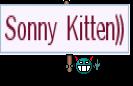 Sonny Kitten))