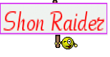 Shon Raider