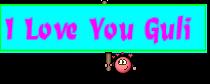 I Love You Guli