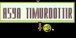 ASYA TIMURDOTTIR