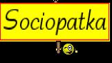 Sociopatka