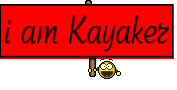 i am Kayaker