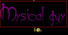 Mysical guy