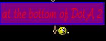 at the bottom of DotA 2
