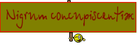 Nigrum concupiscentiæ