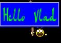 Hello Vlad