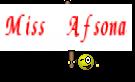 Miss Afsona