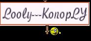 Looly---KonopLY