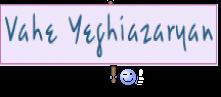 Vahe Yeghiazaryan