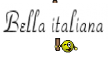 Bella italiana