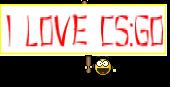 I love CS:GO