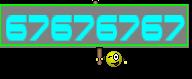 67676767