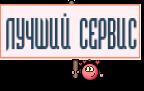 ЛУЧШИЙ СЕРВИС