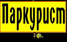 Паркурист