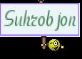Suhrobjon