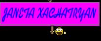 JANETA XACHATRYAN