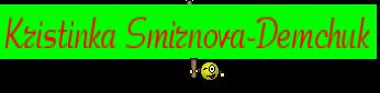 Kristinka Smirnova-Demchuk