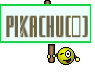 Pikachu[ϟ]