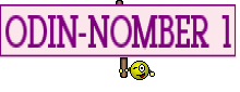 ODIN-NOMBER 1