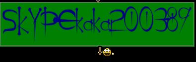 SKYPEkaka200389