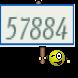 57884