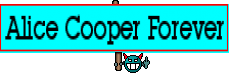 Alice Cooper Forever