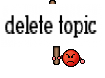 delete topic