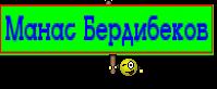 Манас Бердибеков