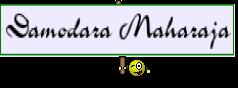 Damodara Maharaja