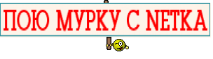 ПОЮ МУРКУ С NETKA
