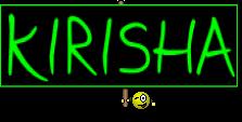 KIRISHA