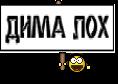 ДИМА ЛОХ