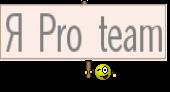 Я Pro team