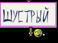 Шустрый
