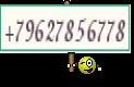 +79627856778